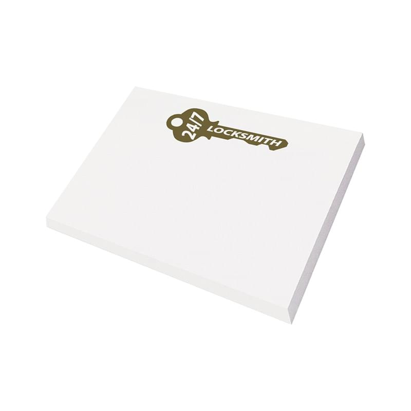 "Post-It® 4"" x 3""  Full Color Notes- 25 Sheets"