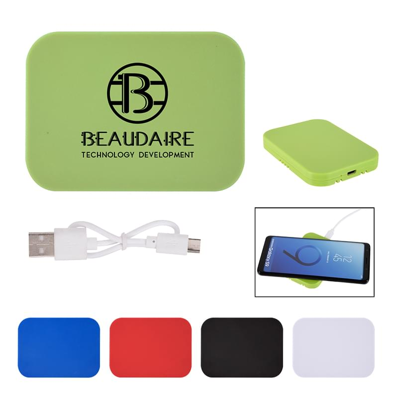 Back To Basics Wireless Charging Pad