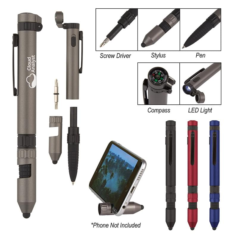 6-In-1 Quest Multi Tool Pen