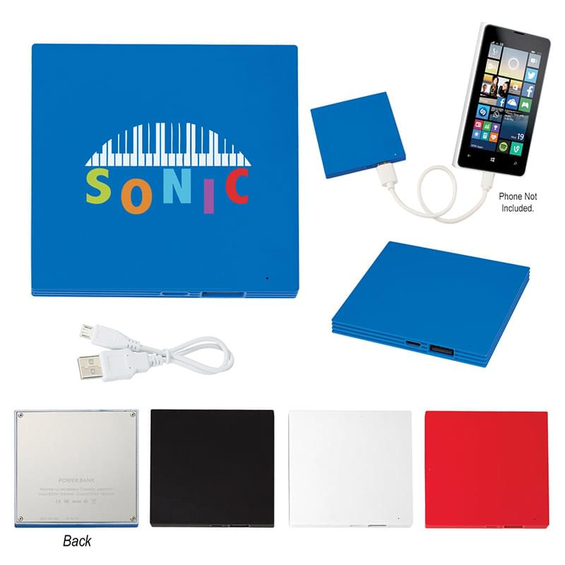 Tile Shape Power Bank