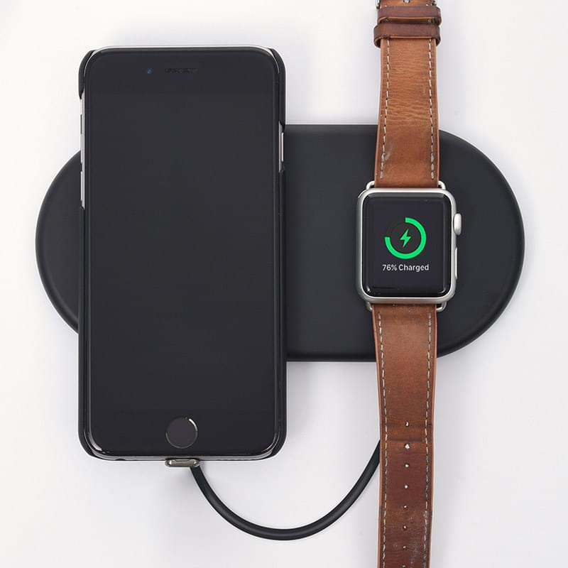 Tandem Phone & Watch Wireless Charging Pad