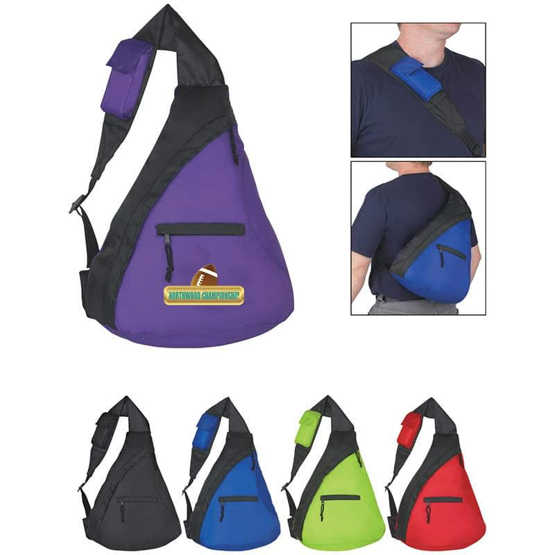 Budget Sling Backpack