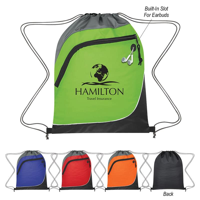 Lively Drawstring Sports Pack