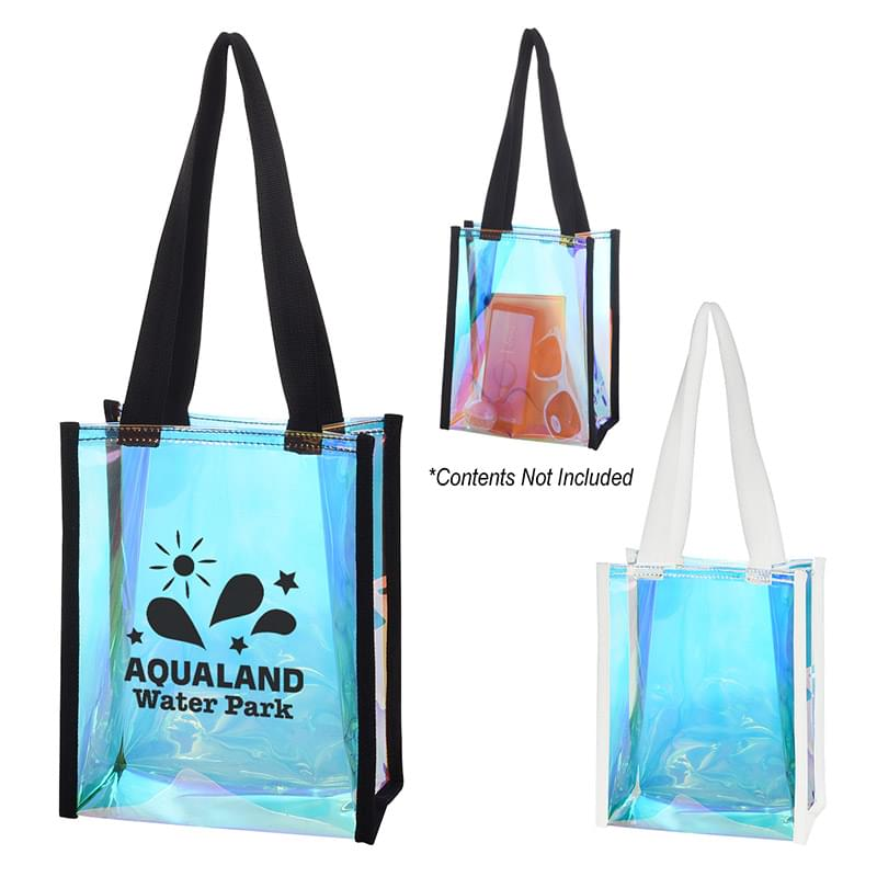Hologram Mini Tote Bag