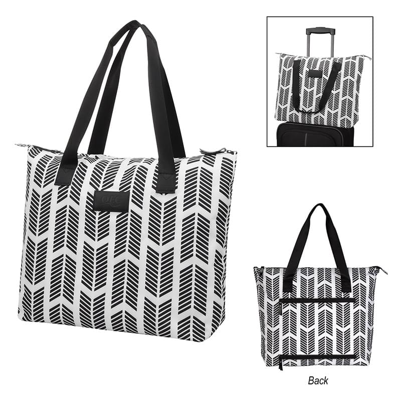 Chevron Chic Tote Bag