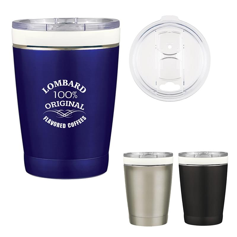 12 Oz. Ceramisteel  Lil' Boss Stainless Steel Tumbler