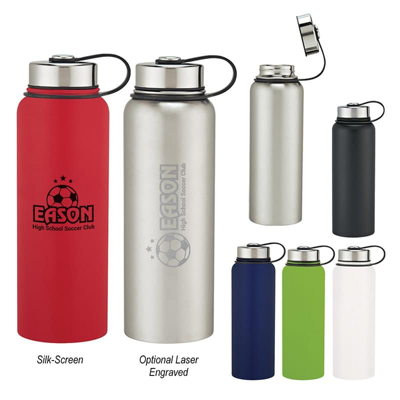 40 Oz. Stainless Steel Bottle