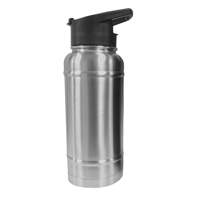 32 Oz. Stainless Steel Boss™ Growler Tumbler