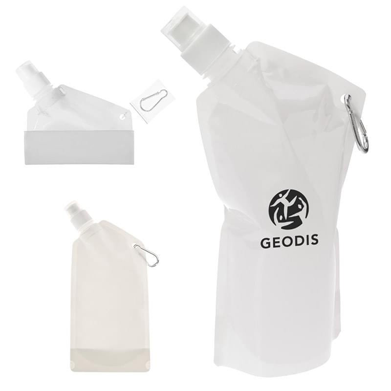28 Oz. Collapsible Bottle
