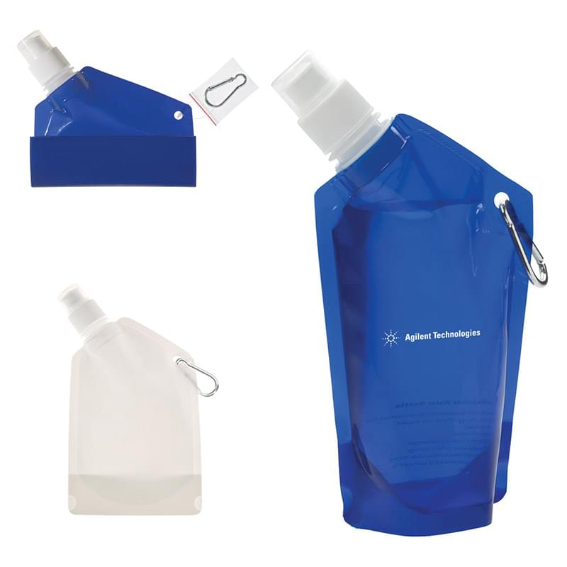 12 Oz. Collapsible Bottle