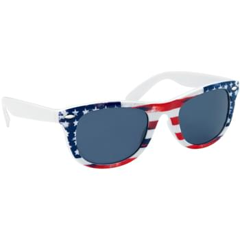 Patriotic Malibu Sunglasses