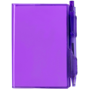 Jelly Notebook With Pen