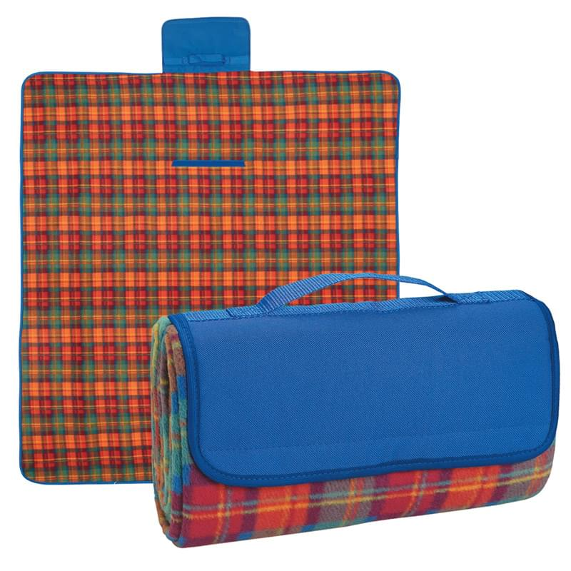 Roll-Up Picnic Blanket