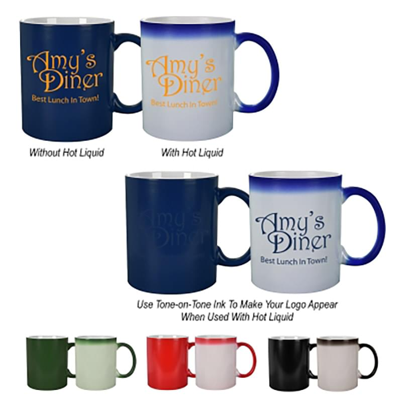 11 Oz. Color Changing Mug