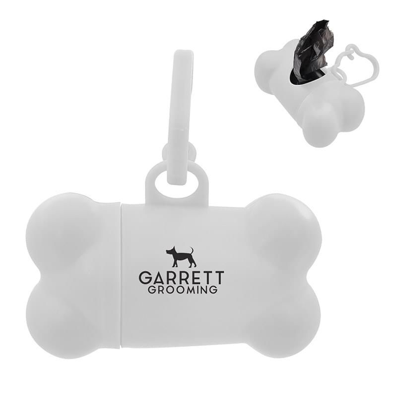 Bone Shaped Dog Bag Dispenser