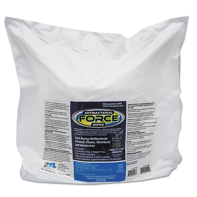 900 Ct. Antibacterial Wet Wipes