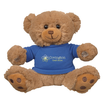 "6"" Hold-A-Card Benjamin Bear"