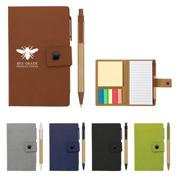 Snap Jotter With Desk Essentials