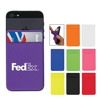 Lycra Card Sleeve