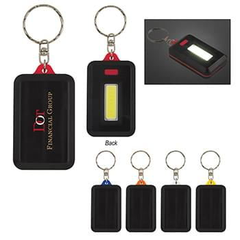 COB Light With Key Ring