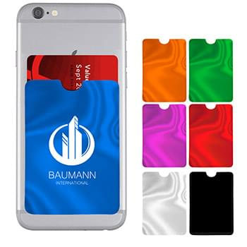 HOT DEAL - RFID Data Blocking Phone Card Sleeve