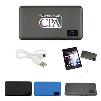 Robust Power Bank With Digital Display
