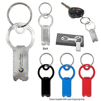 UtiliKEY Multi-Purpose Utility Tool Key Chain
