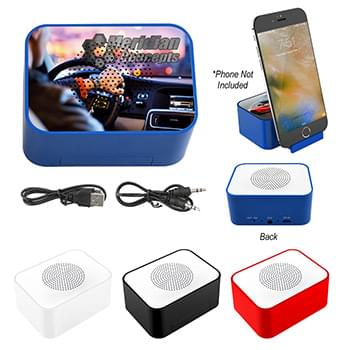 Lean On Me Jr. Wireless Speaker With Phone Stand