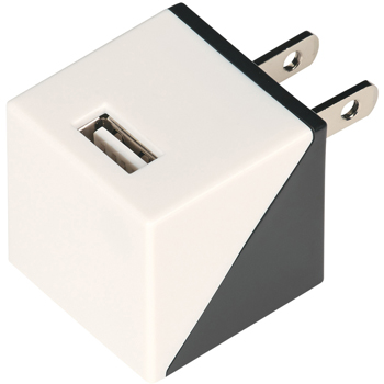 UL Listed Diagonal AC Adapter