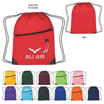 HOT DEAL - Hit Sports Pack With Front Zipper