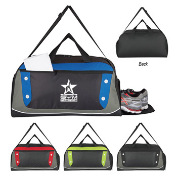 World Tour Duffel Bag