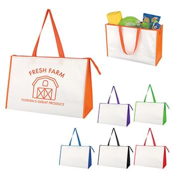 Expo Laminated Non-Woven Tote Bag
