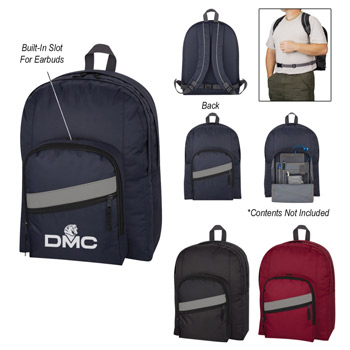 Deluxe Academic Backpack