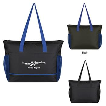 Signature Kooler Tote Bag