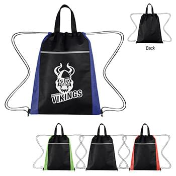 Honeycomb Non-Woven Drawstring Bag