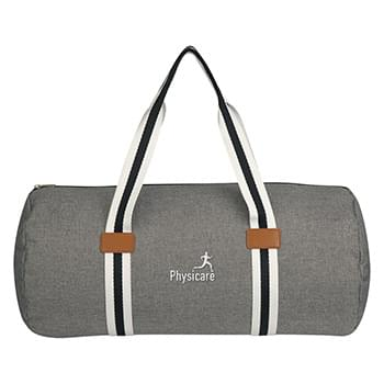 Capetown Heathered Duffel Bag