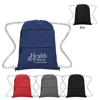 Affinity Soft Feel Drawstring Bag
