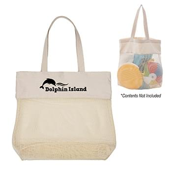 Carlisle Cotton Market Tote Bag
