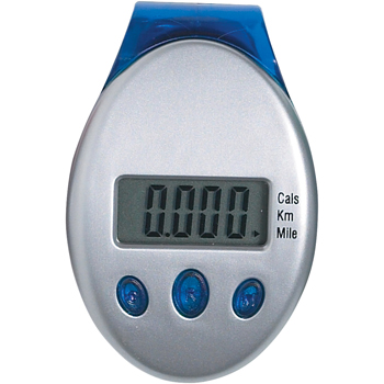 Deluxe Multi-Function Pedometer