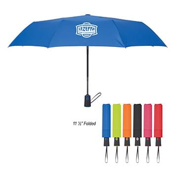 "42"" Arc Turbo Automatic Telescopic Umbrella"