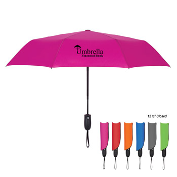 "42"" Arc Telescopic Wave Umbrella"