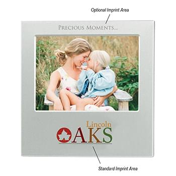 "4"" X 6"" Aluminum Photo Frame"