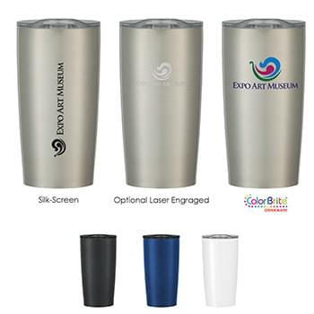 20 Oz. Himalayan Tumbler With Antimicrobial Additive