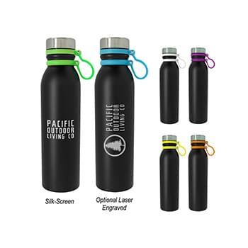 25 Oz. Ria Stainless Steel Bottle