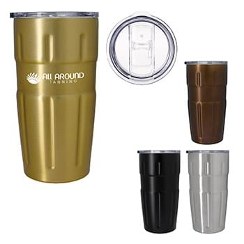 20 Oz. Benton Stainless Steel Tumbler