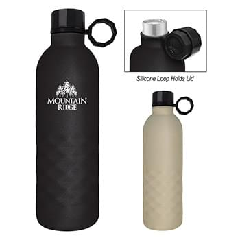 17 Oz. Arlington Sandstone Stainless Steel Bottle