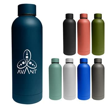 17 Oz. Blair Stainless Steel Bottle