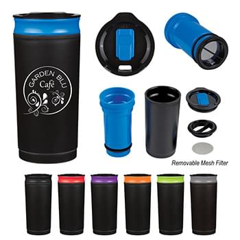 16 Oz. French Press Tumbler