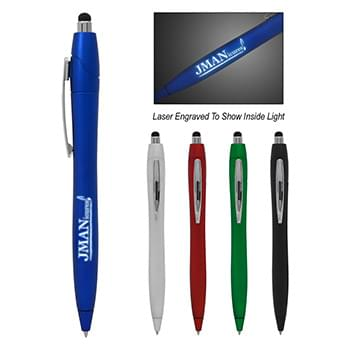 Alki Light Up Stylus Pen