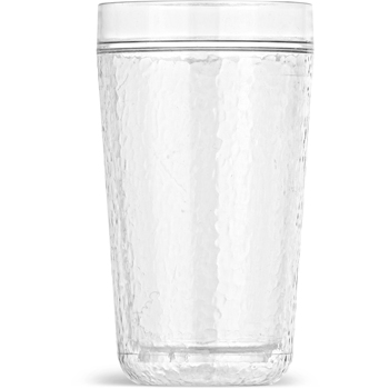24 Oz. ThermoServ Hammered Tumbler